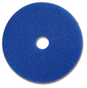 """Super-Padscheibe 16"""" / 406 mm, Farbe: blau"""
