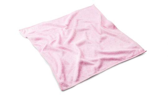 "Microfasertuch ""Stretch light"" 40 * 40 cm, rosa"