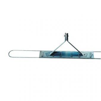 Halter aus Metall 160 cm von MEIKO ohne Stiel