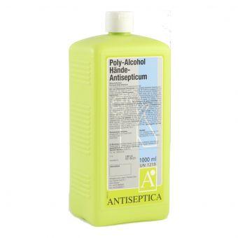 ANTISEPTICA Poly-Alcohol Hände-Antisepticum 1 Liter