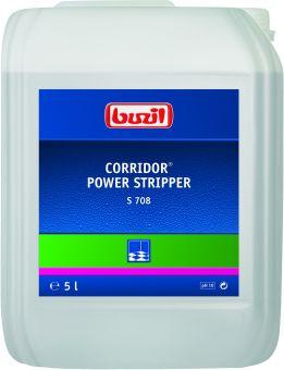 BUZIL CORRIDOR Power Stripper Hochleistungs-Universalgrundreiniger, 5 Liter